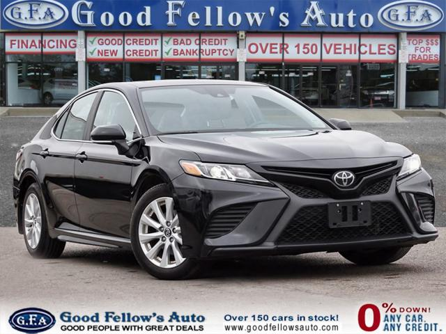 2019 Toyota Camry SE MODEL, REARVIEW CAMERA, HEATED SEATS, BLUETOOTH