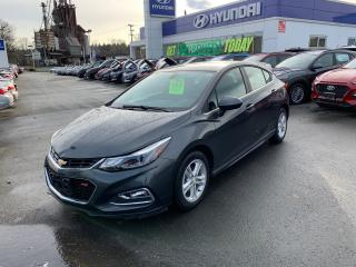 Used 2018 Chevrolet Cruze LT for sale in Duncan, BC