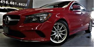 Used 2017 Mercedes-Benz CLA-Class CLA 250 reverse camera navigation for sale in North York, ON
