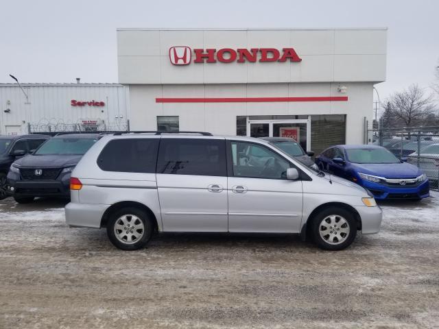 2002 Honda Odyssey EXL ECONO LOT