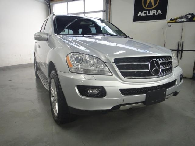 2008 Mercedes-Benz M-Class ONE OWNER,NO ACCIDENT ,WELL MAINTAIN