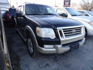 Used 2007 Ford Explorer Eddie Bauer for sale in Sarnia, ON
