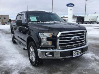 Used 2017 Ford F-150 XTR | Chrome | 4X4 | Pro Trailer Back Up Assist for sale in Harriston, ON