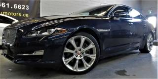 Used 2017 Jaguar XJ Portfolio for sale in North York, ON
