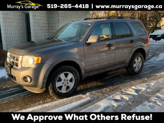 Used 2009 Ford Escape XLT for sale in Guelph, ON