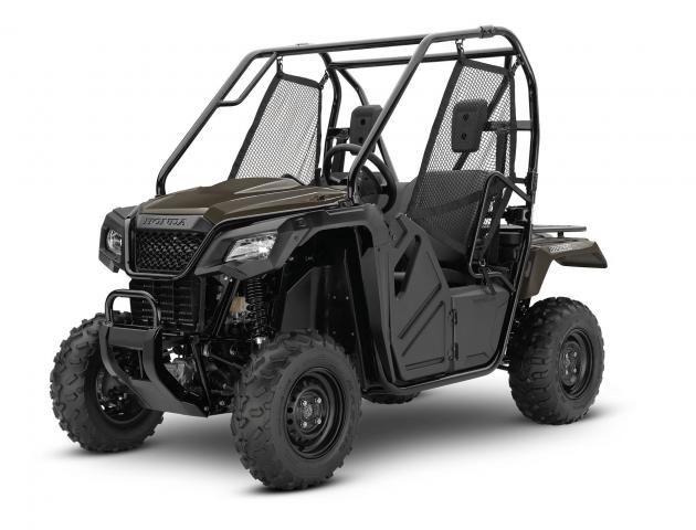 2020 Honda Pioneer 500 SXS500M2L