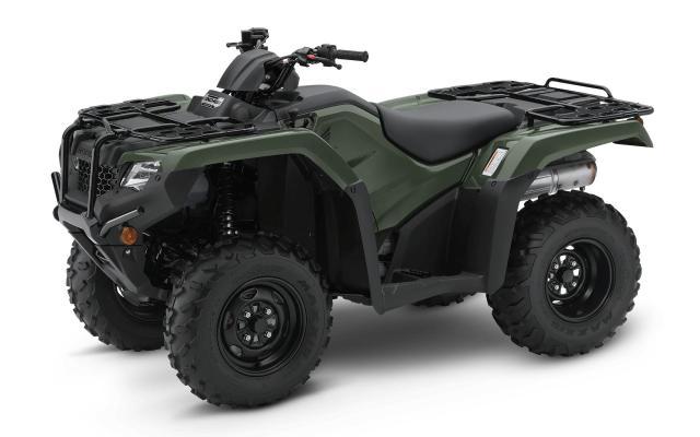2020 Honda Rancher 420 TRX420FM1L