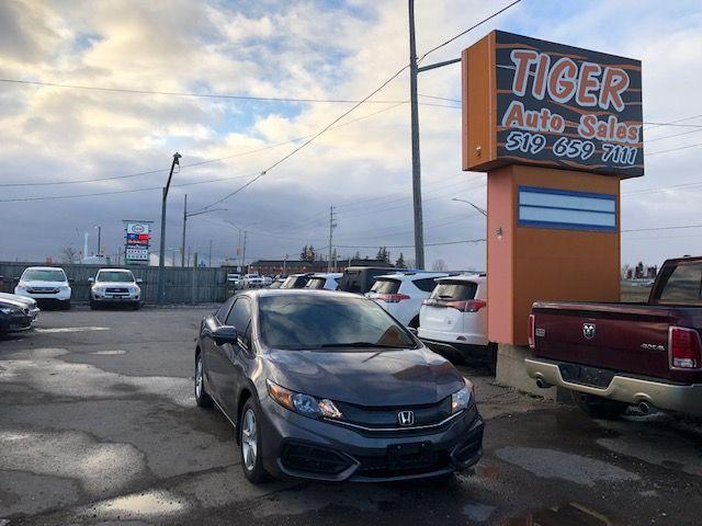 2014 Honda Civic EX**ONLY 76KMS**TOUCH SCREEN**CAM**CERTIFIED