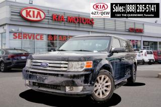 Used 2011 Ford Flex SEL for sale in Etobicoke, ON