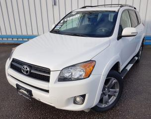 Used 2010 Toyota RAV4 Sport 4WD *SUNROOF* for sale in Kitchener, ON