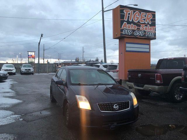 2008 Nissan Sentra 2.0**AUTO**RUNS AND DRIVES WELL**AS IS SPECIAL