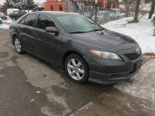 Used 2008 Toyota Camry SE,4CYL,LEATHER,ROOF,ALLOYS,SAFETY INCLUDED for sale in Toronto, ON
