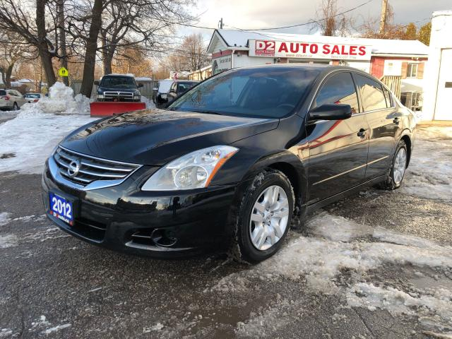 2012 Nissan Altima 2.5 S/Automatic/Comes Certified/4 Cylinder