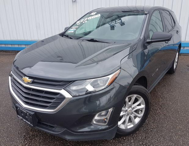 2018 Chevrolet Equinox LS AWD *HEATED SEATS*