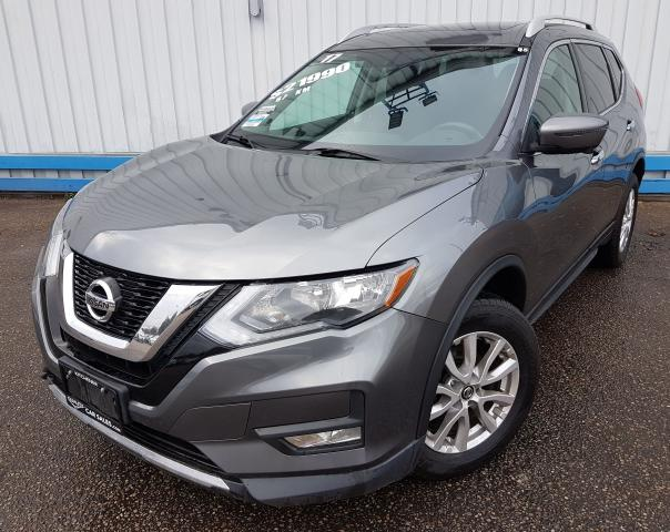 2017 Nissan Rogue SV AWD *NAVIGATION- SUNROOF*