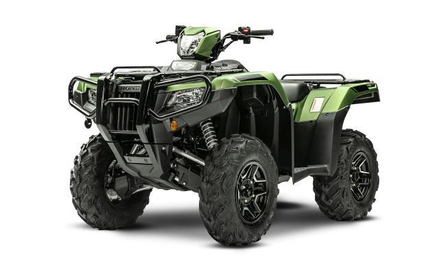 2020 Honda TRX 520 TRX520FA7SL