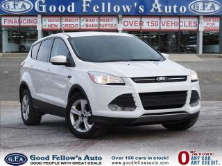 Used 2016 Ford Escape SE MODEL, 1.6 ECO, REARVIEW CAMERA, HEATED SEATS for sale in Toronto, ON