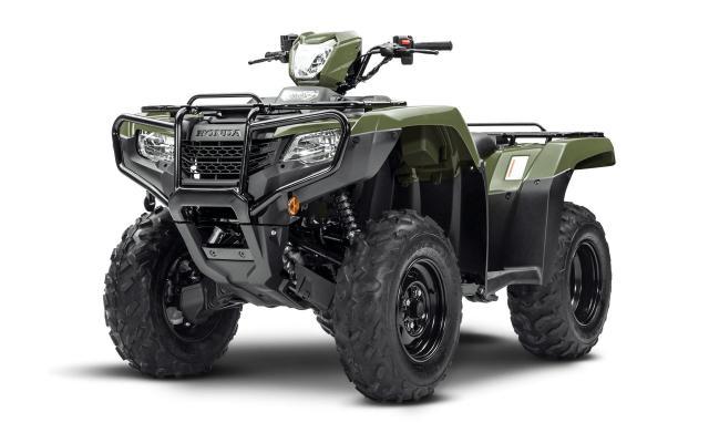2020 Honda TRX 520 TRX520FM1L