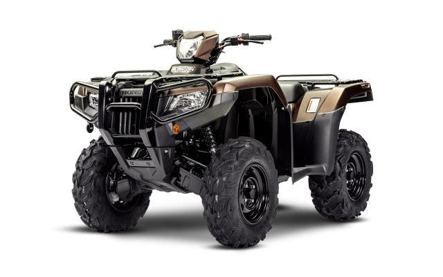 2020 Honda TRX 520 TRX520FM6SL