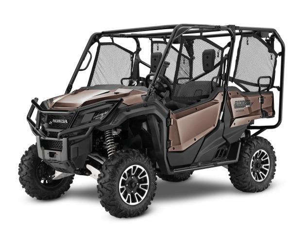 2020 Honda Pioneer 1000 SXS1000M5LL
