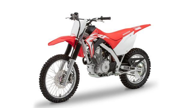 2020 Honda CRF125F CRF125FL