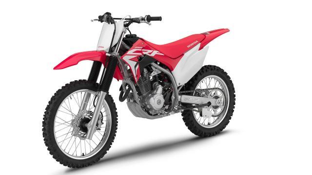 2020 Honda CRF250F CRF250FL