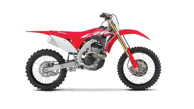 2020 Honda CRF250R CRF250RL