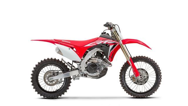 2020 Honda CRF450R CRF450RXL