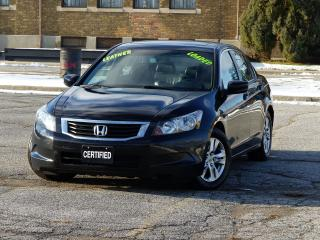 Used 2008 Honda Accord LEATHER,EX-L,1-OWNER,HEATD-PWR SEAT,SUNROOF,LOADED for sale in Mississauga, ON