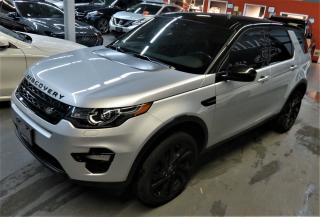 Used 2016 Land Rover Discovery Sport HSE LUXURY for sale in North York, ON