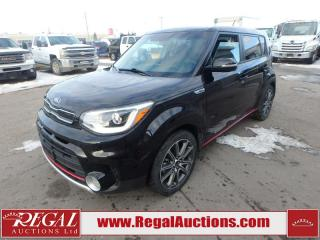 Used 2017 Kia SOUL SX TURBO W/TECH 5D HATCHBACK AT 1.6L for sale in Calgary, AB