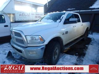 Used 2016 RAM 3500 LARAMIE LONGHORN CREW CAB SWB 4WD 6.7L for sale in Calgary, AB