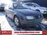 Photo of Grey 2003 Volkswagen Jetta