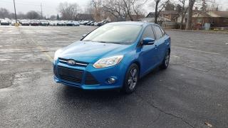 Used 2014 Ford Focus SE for sale in Windsor, ON