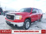 Photo of Red 2009 GMC SIERRA 1500 SLE 4D CREW CAB 2WD