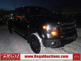 Used 2013 Ford F-150 FX4 4D SUPERCREW 4WD for sale in Calgary, AB