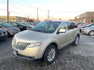 Used 2011 Lincoln MKX for sale in Hamilton, ON