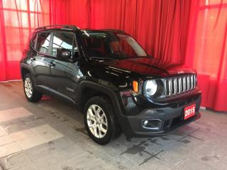 Used 2015 Jeep Renegade North for sale in Listowel, ON