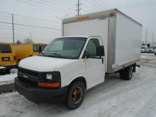 Used 2010 Chevrolet Express 3500 3500 159  WB for sale in Mississauga, ON