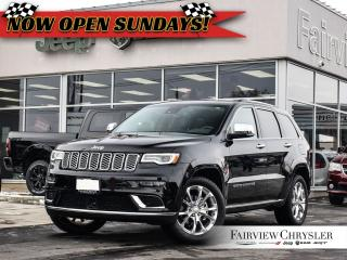 Used 2019 Jeep Grand Cherokee Summit 4x4 for sale in Burlington, ON