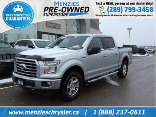 Used 2016 Ford F-150 XLT for sale in Whitby, ON