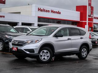 Used 2016 Honda CR-V LX for sale in Burlington, ON