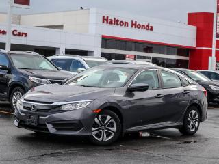 Used 2016 Honda Civic LX|SERVICE HISTORY ON FILE|ACCIDENT FREE for sale in Burlington, ON