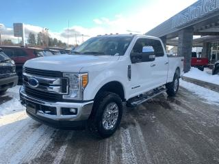 Used 2017 Ford F-250 XLT for sale in Bracebridge, ON