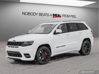 New 2020 Jeep Grand Cherokee SRT for sale in Mississauga, ON