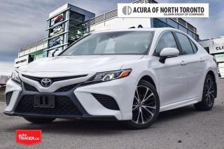 Used 2018 Toyota Camry 4-Door Sedan SE 8A No Accident, Winter Tires Inclu for sale in Thornhill, ON