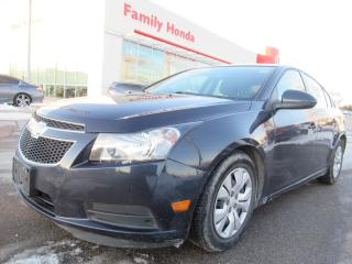 Used 2014 Chevrolet Cruze 4dr Sdn 1LT | Bluetooth!! | for sale in Brampton, ON