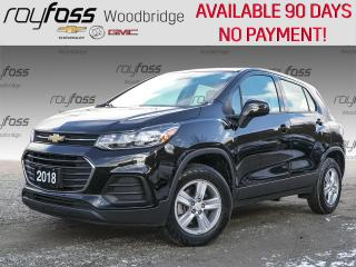Used 2018 Chevrolet Trax AWD, BACKUP CAM, ALLOY RIMS for sale in Woodbridge, ON