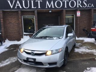 Used 2009 Honda Civic 4dr Auto Sport for sale in Brampton, ON