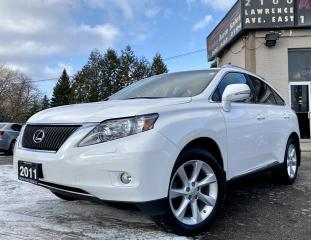 Used 2011 Lexus RX 350 AWD Touring Pckg for sale in Scarborough, ON